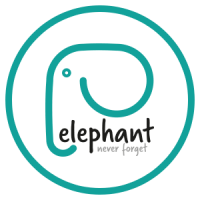Primary Yearbooks Elephant Yearbooks Logo